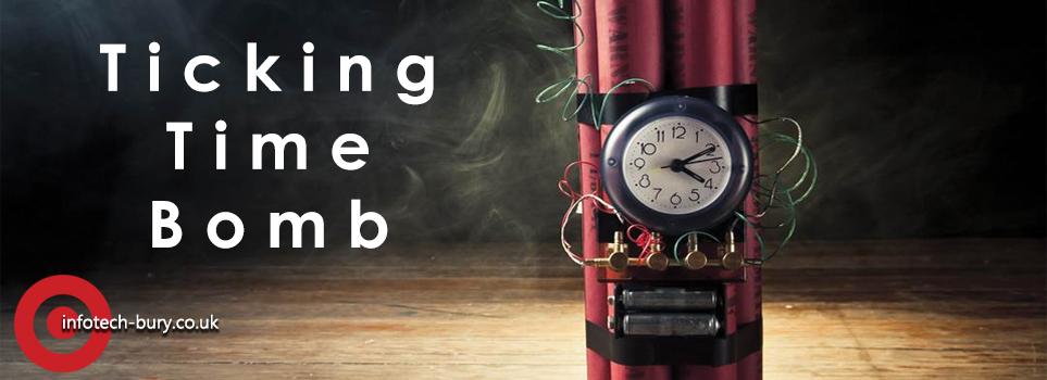 GDPR: Ticking Time Bomb